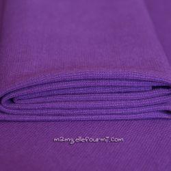 Bord-côte violet