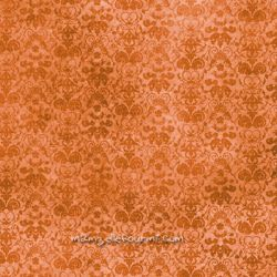 Heartfelt damask rouille