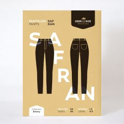 Patron pantalon Safran