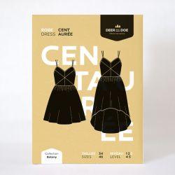 Patron robe Centaurée