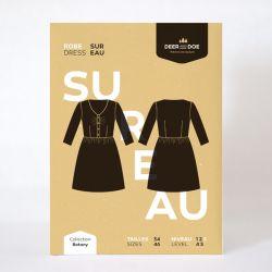 Patron robe Sureau