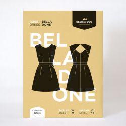 Patron robe Belladone