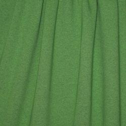 Molleton bio chiné vert pomme