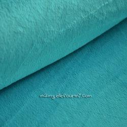 Minkee turquoise