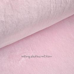 Minkee rose dragée