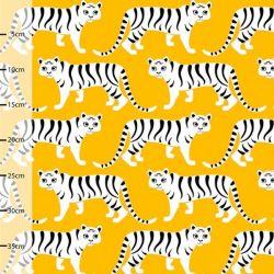 Jersey bio tigers jaune soleil