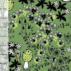 Jersey bio Mosspath vert forêt