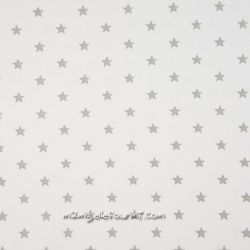 Bord-côte étoiles blanc