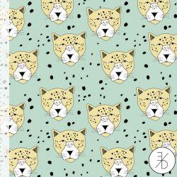 Jersey bio leopard mint