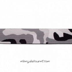 Élastique shorty camouflage gris