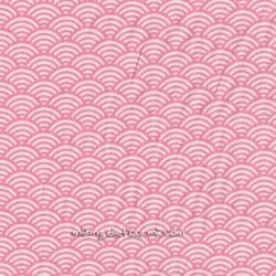 Cretonne sushis rose