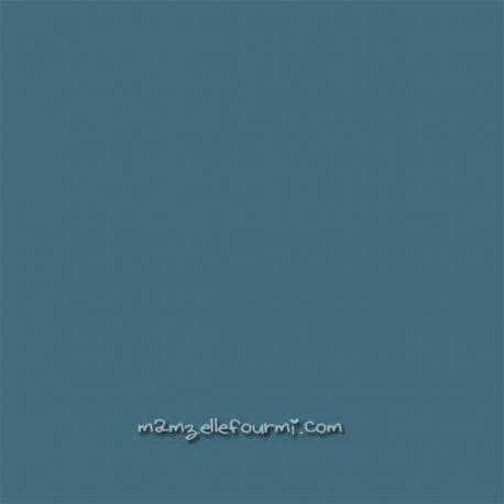 Jersey stretch bleu pétrole