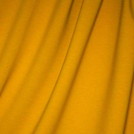 Jersey bio stretch moutarde