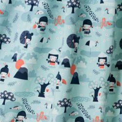 Jersey bio fillettes japonaises