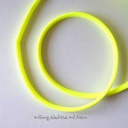 Cordon Joy jaune fluo