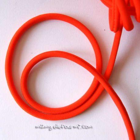 Cordon Joy orange fluo