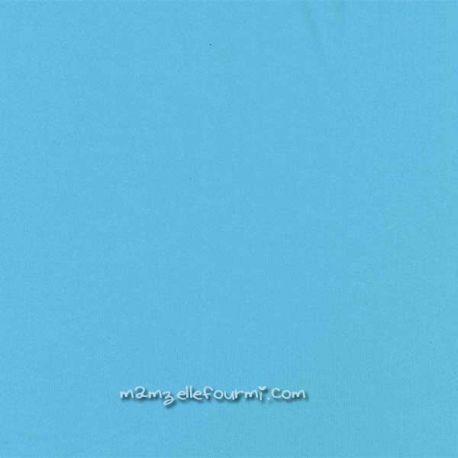 Lycra bleu glacier