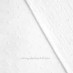 Plumetis blanc