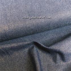 Jean stretch shiny bleu