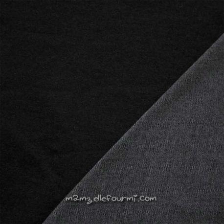 Jersey jeans black