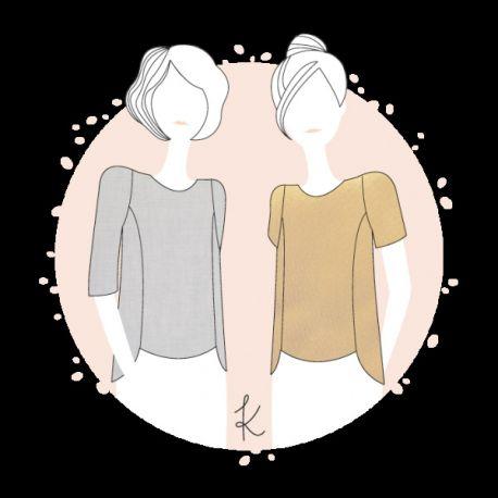 Patron blouse Cézembre