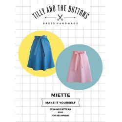Patron jupe Miette
