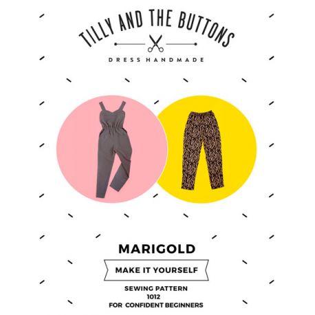 Patron pantalon/combinaison Marigold