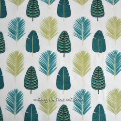 Coton palmade vert