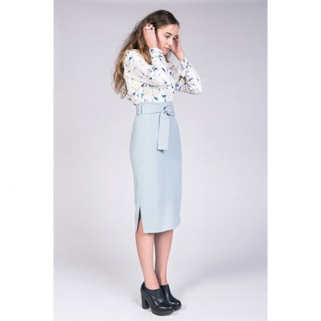 Pulmu high waisted pencil skirt