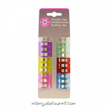 20 Pinces clip
