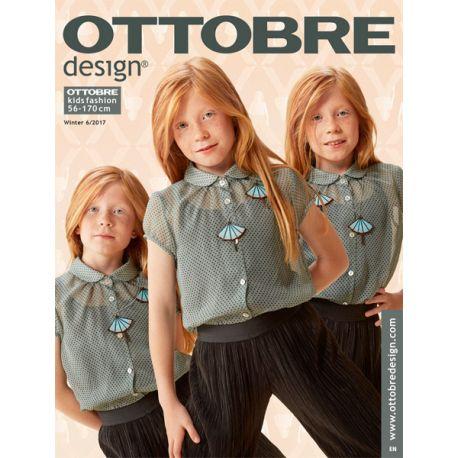 Ottobre Design 6/2017