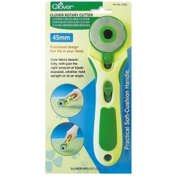 Cutter rotatif Clover 45mm