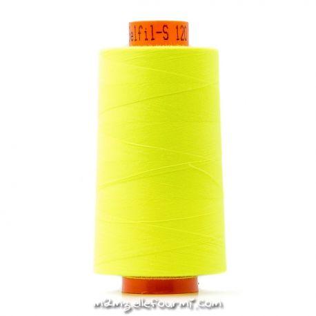 Cône fil fluo jaune