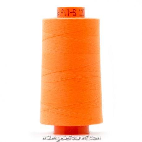 Cône fil fluo orange