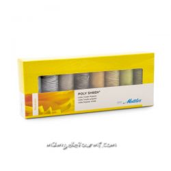 Coffret Poly sheen Mettler neutre