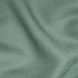 Crêpe de viscose cedar green
