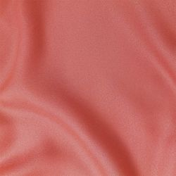 Crêpe de viscose terracota