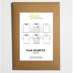 Patron pack Marcel