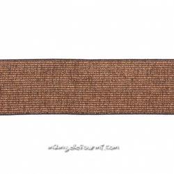 Élastique métallisé bronze 40mm