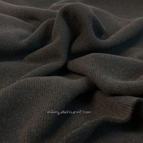 Maille merveilleuse gris souris