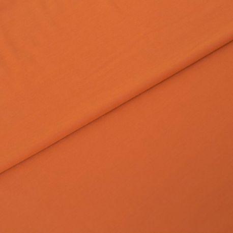 Jersey modal orange/cannelle