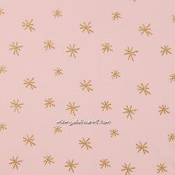 Sweat stars glitter rose
