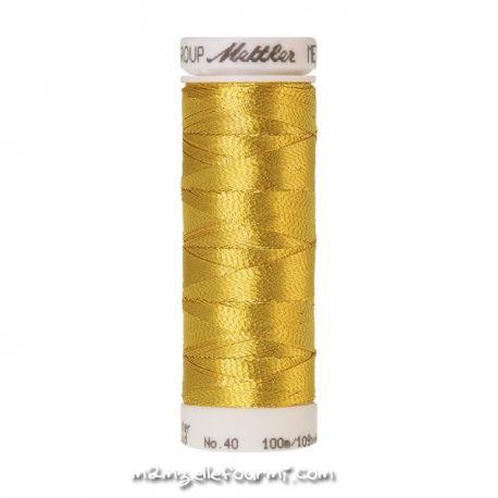 Fil metallic Mettler 0490