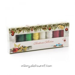 Coffret Poly sheen Mettler christmas