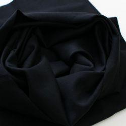Bord-côte bio tubulaire noir