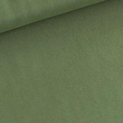 Sweat uni vert ciboulette