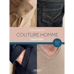 Couture casual wear homme-2ème édition