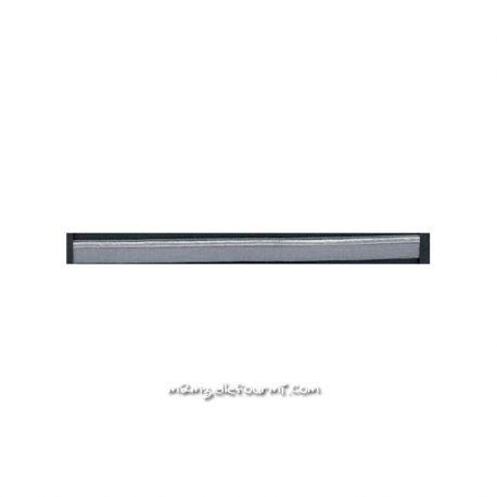 Passepoil élastique gris