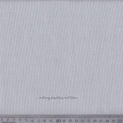 Coton rayé chemise gris