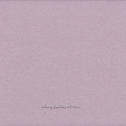 Jersey coton/lin rose
